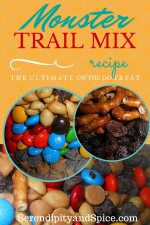 Monster Trail Mix Recipe