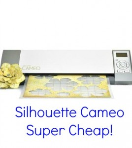 Silhouette Cameo Super Cheap!!