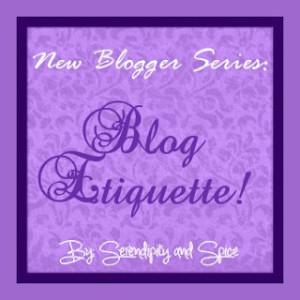 etiquette for bloggers