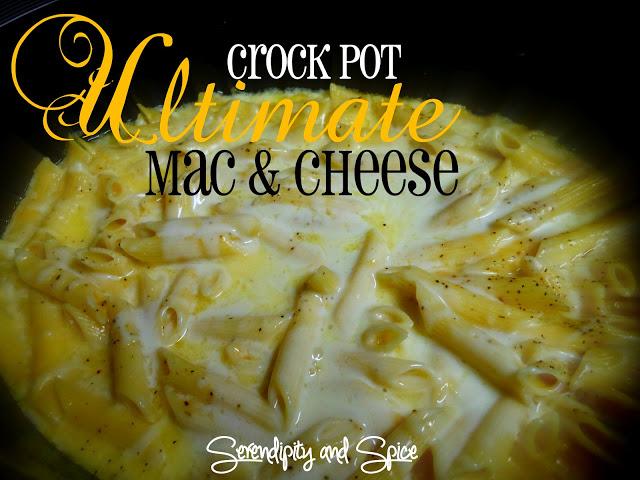 Ultimate Crock Pot Mac & Cheese