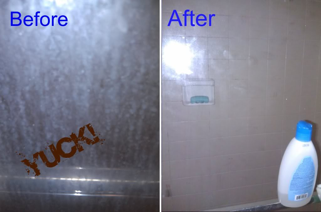 How To Clean Dirty Shower Doors Mycoffeepot Org