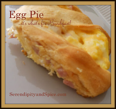 Egg Pie: A unique spin on breakfast