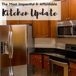 DIY Easily Refinish Appliances and Countertops
