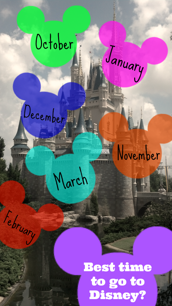 Worldgo To Www Bing Com: When Is The BEST Time To Visit Disney World In Orlando Florida