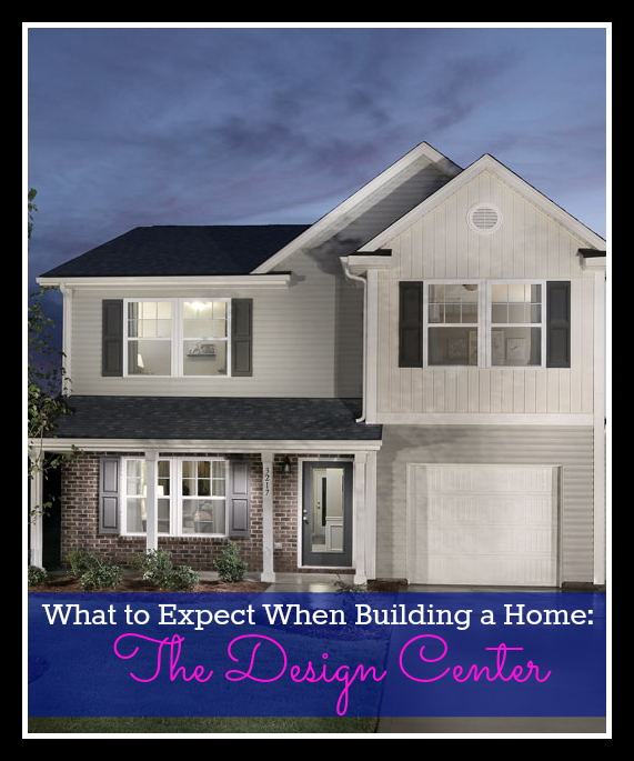 What to Expect When Building a Home: Part 3- The Design Center