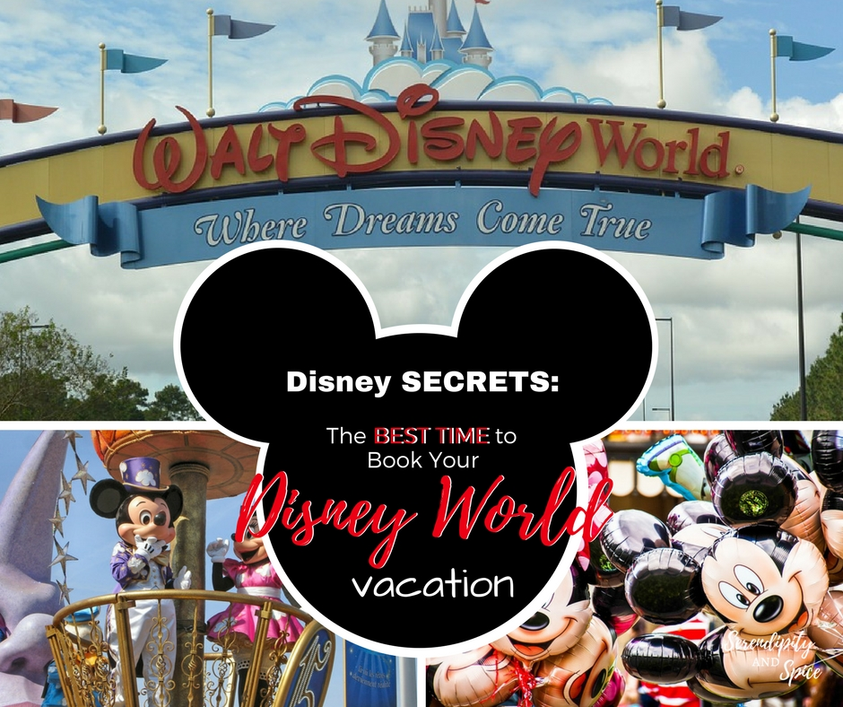 Disney Secrets - When is the best time to visit Disney World