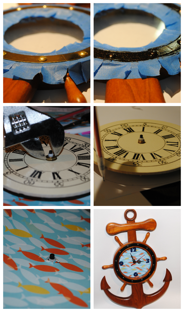 anchor clock update