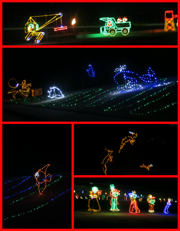 Gift of Lights at Atlanta Motor Speedway