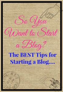 The Truth About Blogging: The Best Way to Start a Blog