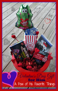 Valentine Gift for Him- A few of his favorite things and a Date Night! #KYDateNight #ad #cbias