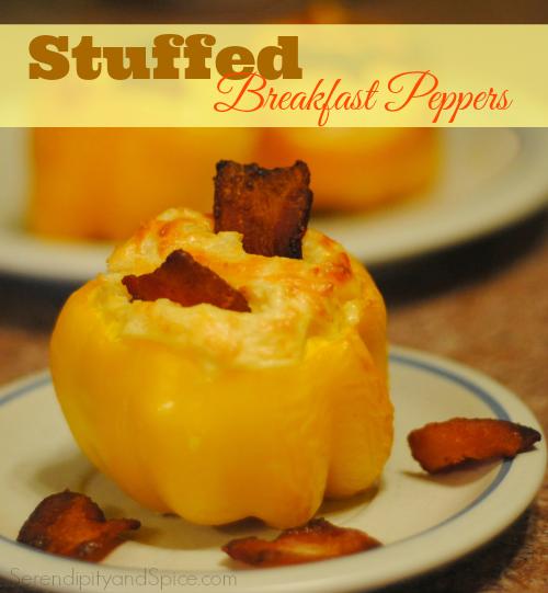 Stuffed Breakfast Peppers