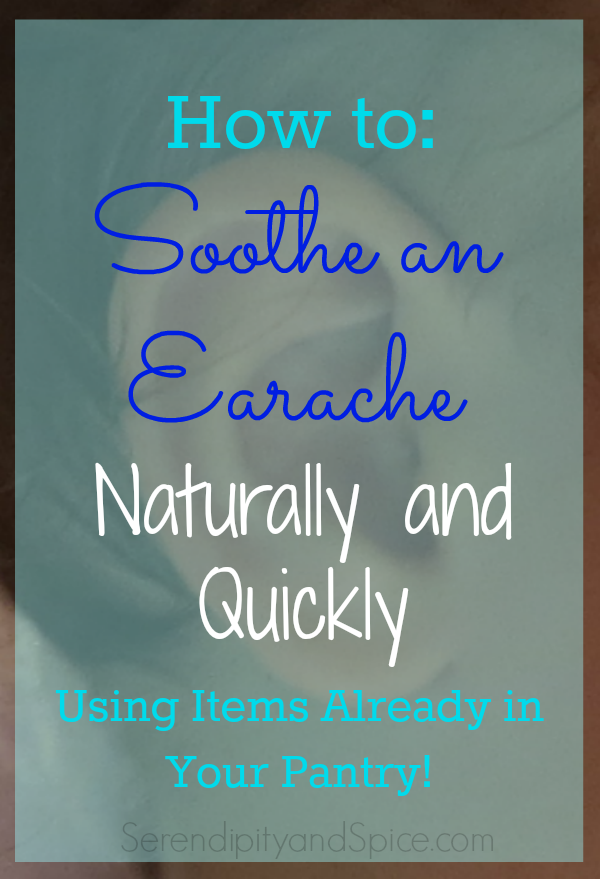 How to Soothe an Earache naturally