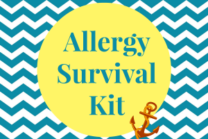 Surviving Allergy Issues with a Toddler #CollectiveBias