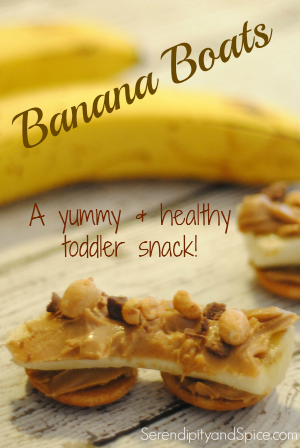 Banana Boats A Delicious and Healthy Recipe for Toddlers