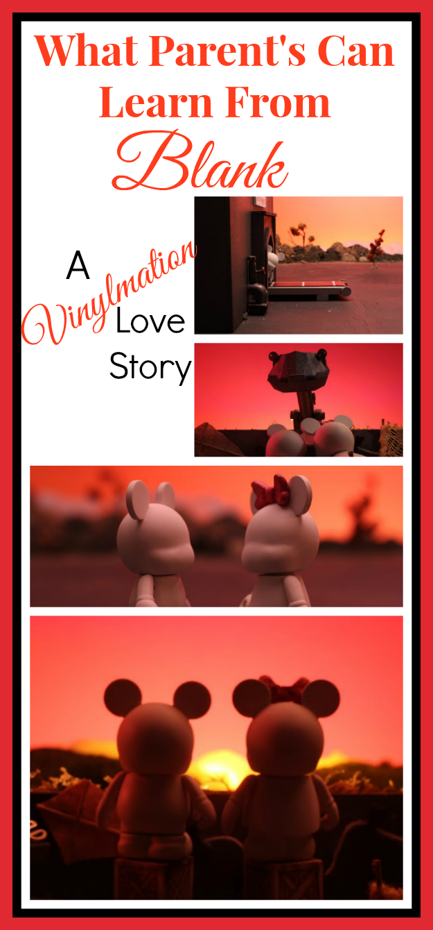 Blank: A Vinylmation Love Story Film from Disney