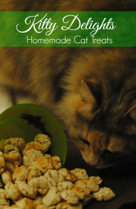 Kitty Delights Homemade Cat Treats