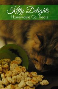 Kitty Delights Homemade Cat Treats