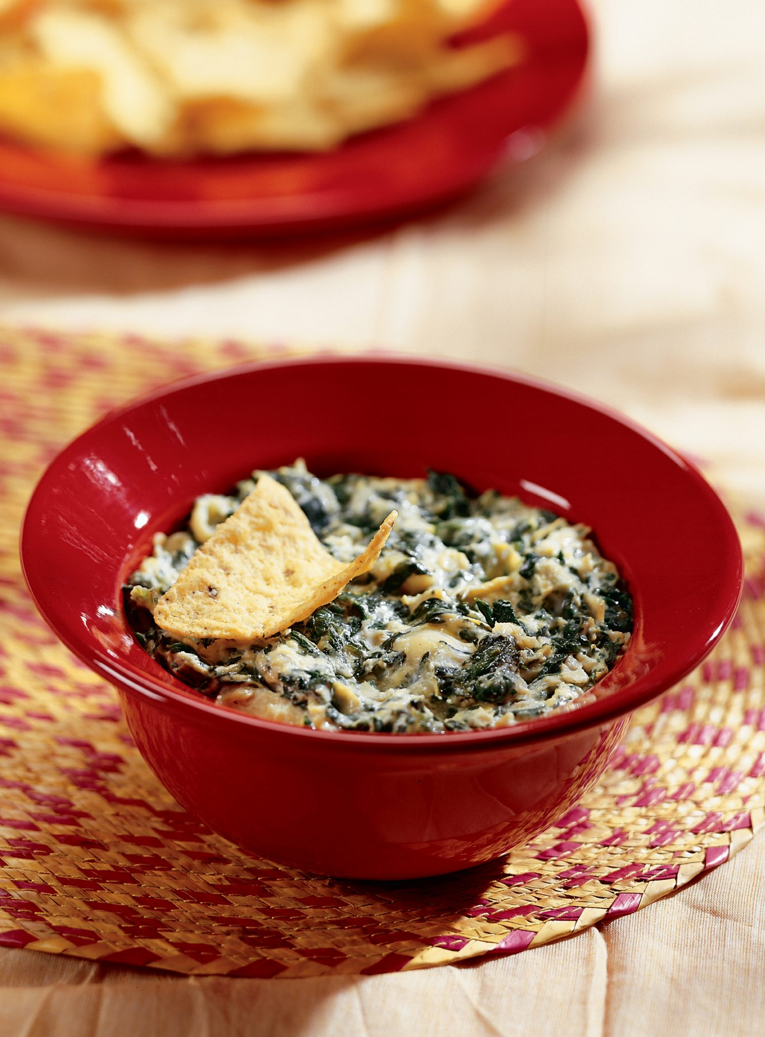 Sumptuous Spinach Artichoke Dip