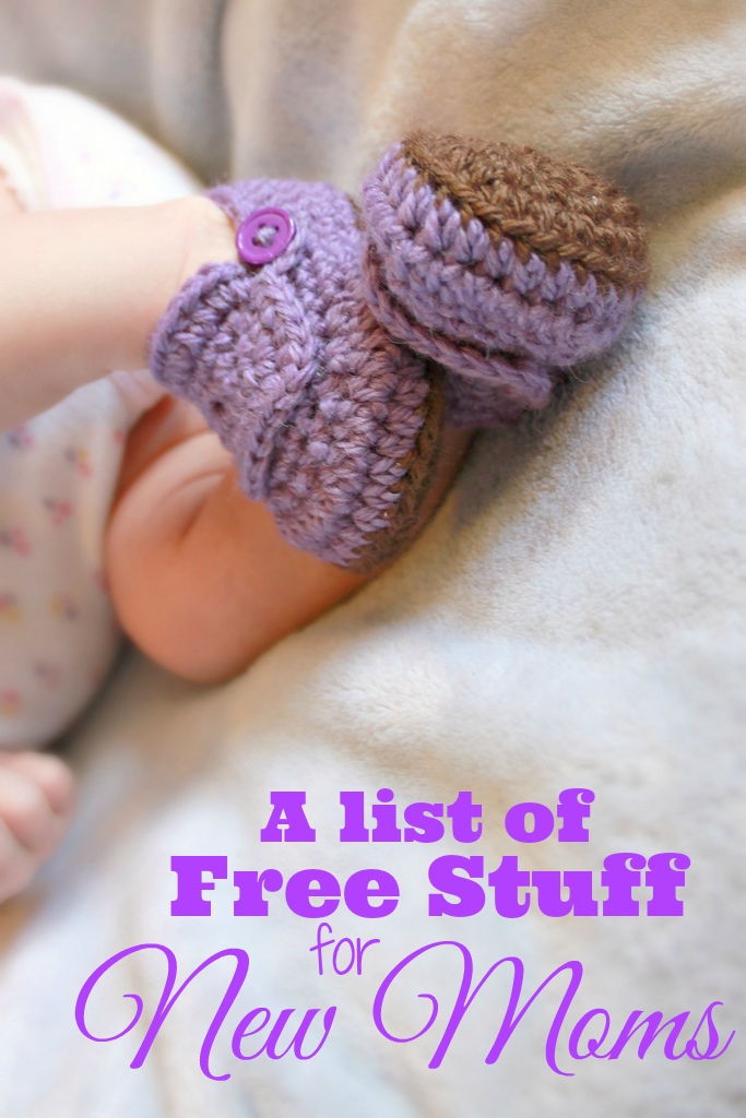 Free samples and coupons for new moms