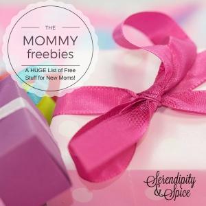 Big List of Free Stuff for New Moms