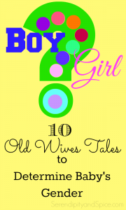 10 Ways to Predict Baby Gender