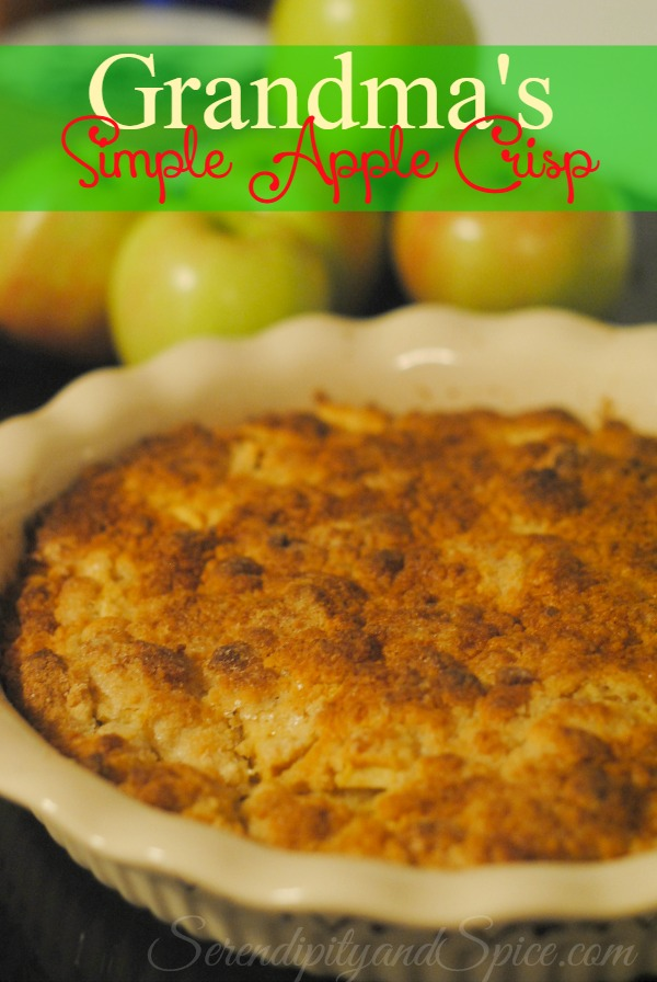 Apple Recipe to make with kids
