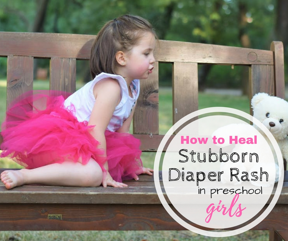 Tips on how to heal a stubborn diaper rash overnight! The one trick that is already in your pantry!