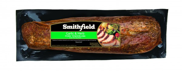Smithfield Garlic & Herb Pork Tenderloin
