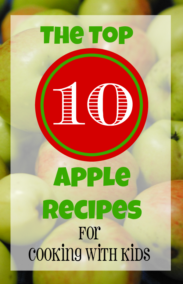 Apple Recipes Cooking with Kids