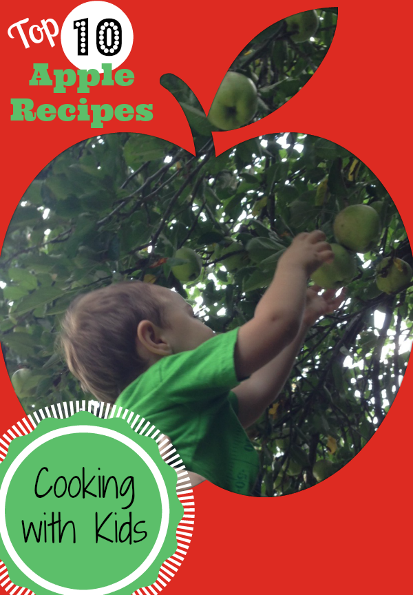 Apple Recipes for Cooking with Kids