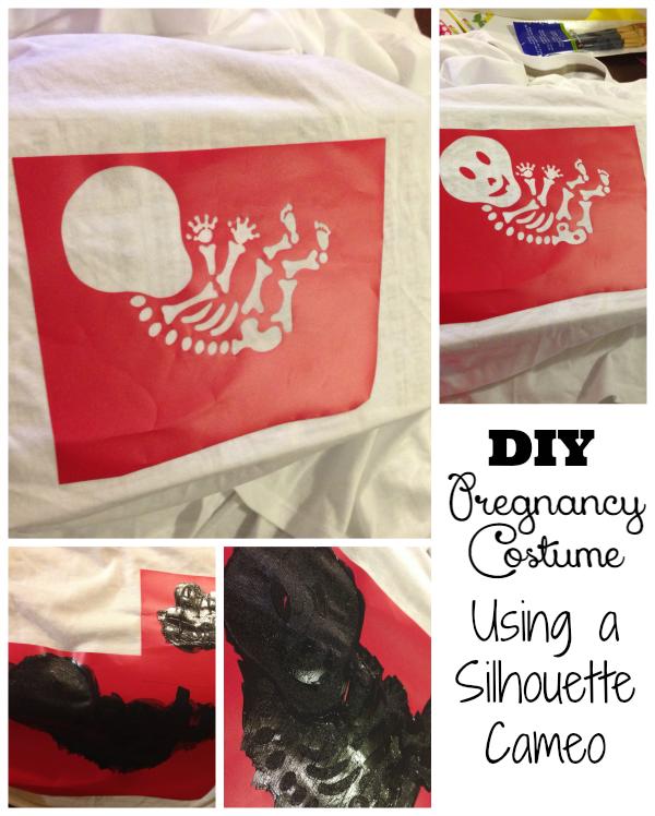DIY Pregnancy Costume
