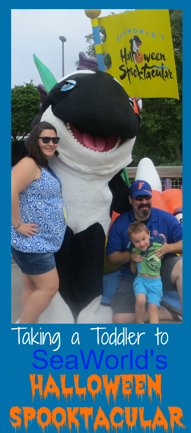 SeaWorld  Spooktacular Orlando Review