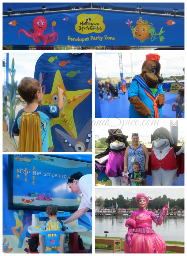 Seaworld's Halloween Spooktacular Review