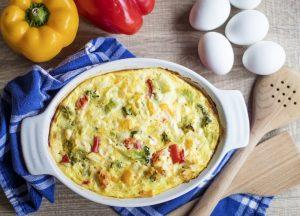One Dish Baking: Breakfast Casserole Recipe