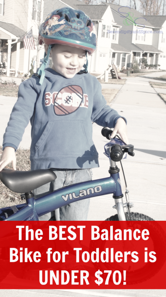 The BEST Balance Bike for Toddlers