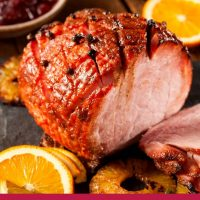 Holiday Spiced Ham Recipe