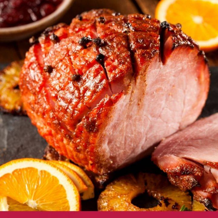 Holiday Spiced Ham Recipe