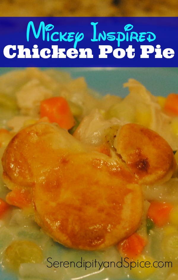Mickey Chicken Pot Pie Recipe