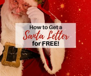 How to Get a Santa Letter for Free