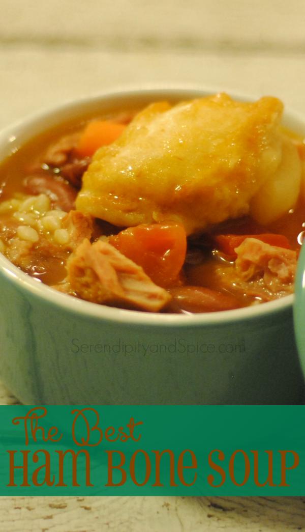 the best ham bone soup recipe