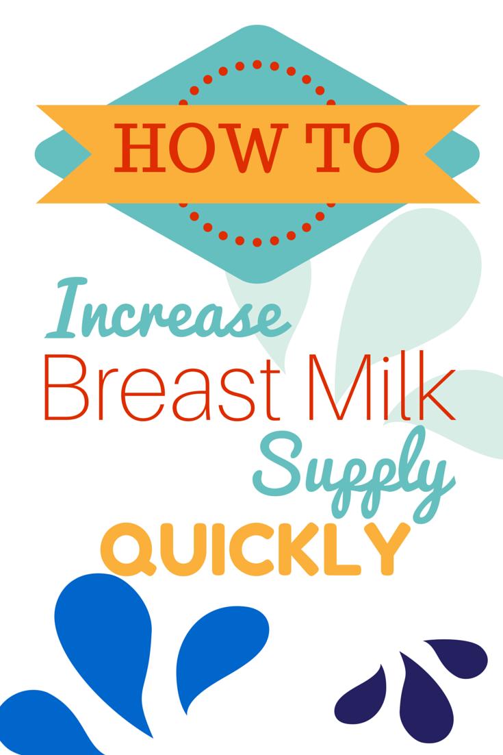 breast milk supply