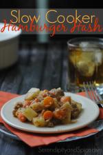 Hamburger Hash Slow Cooker Recipe
