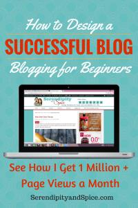 New Blogger Series: Week 2 – Blog Design Tips for Blogger