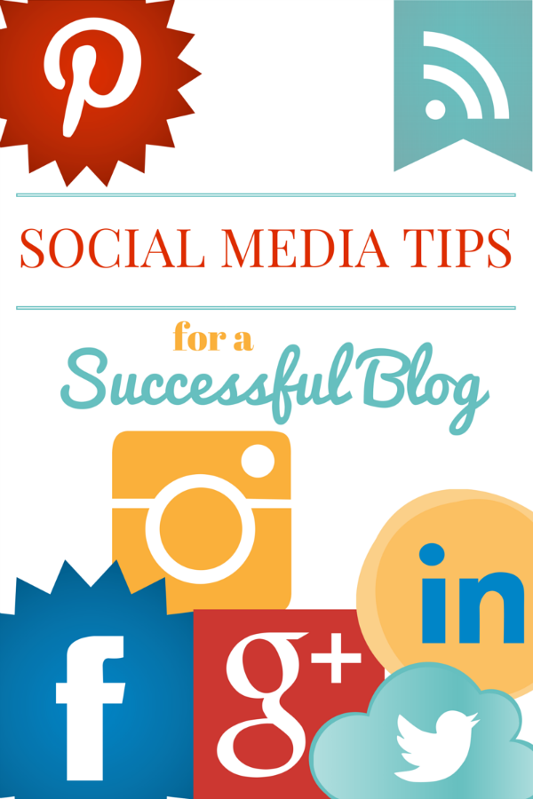 Social Media Tips for a Successful Blog