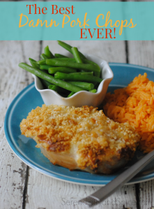 The BEST Easy Pork Chops Recipe