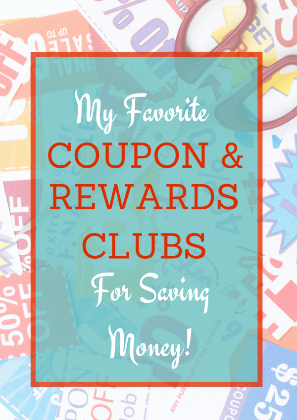 Free Coupon and Rewards clubs to join