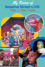 Review of Sesame Street Live