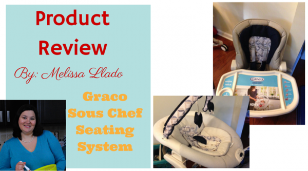 Graco Sous Chef Seating System Review