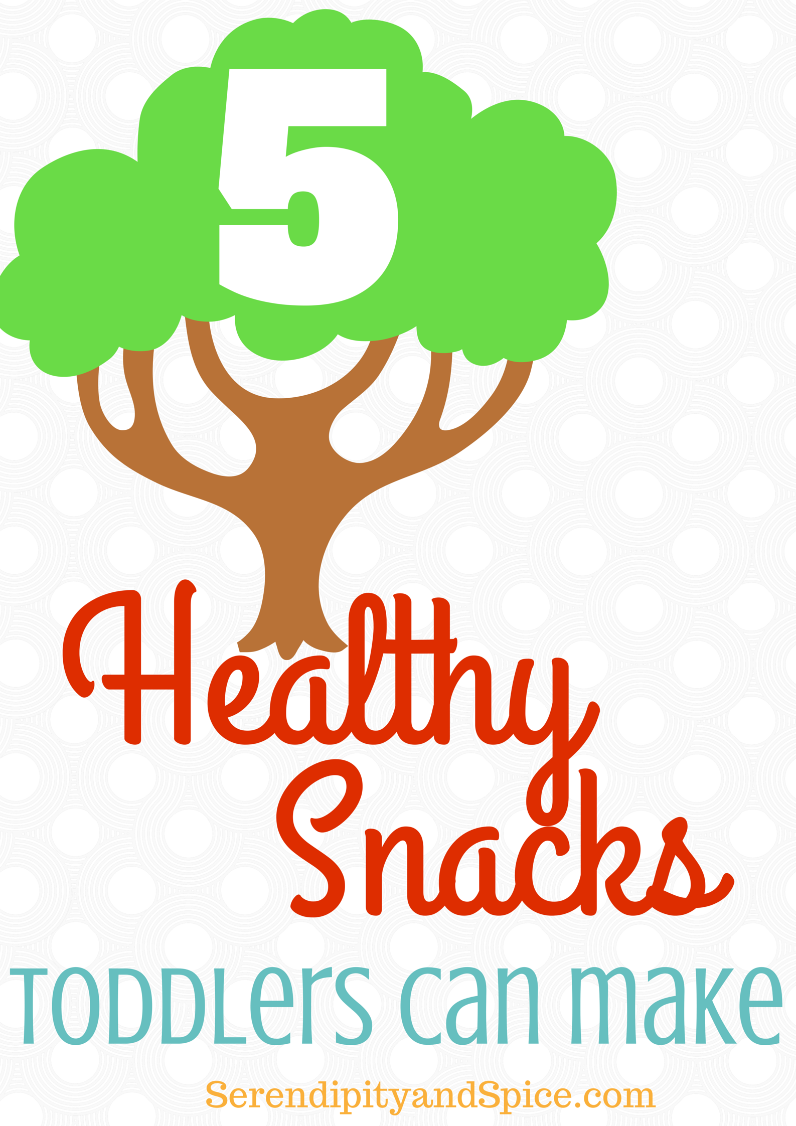 Simple Healthy Snacks for Toddlers