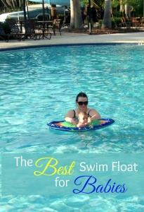 The BEST Swim Float for Babies
